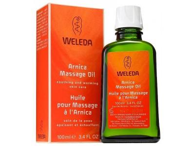 Weleda Aceite para Masaje con Árnica 100ml