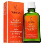 Weleda aceite para masaje con árnica 100 ml