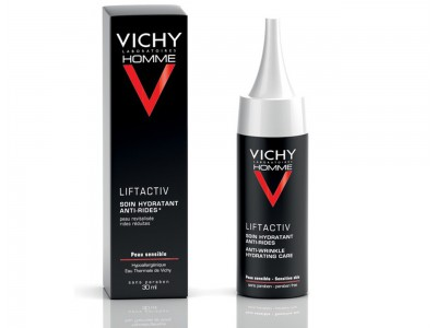Vichy Homme Liftactiv Tratamiento Antiarrugas 30ml