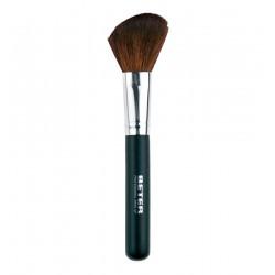 Beter Brocha de Maquillaje Angulado Coloreada Pelo de Cabra 15.8cm