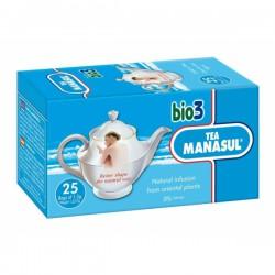 Manasul Té 25 Bolsitas