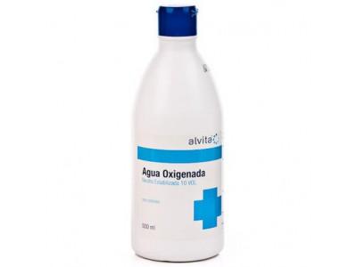 Alvita Agua Oxigenada 500ml