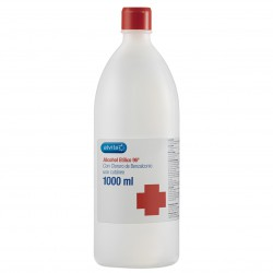 Alvita Alcohol Etílico 96š 1000ml