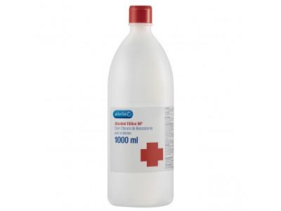 Alvita Alcohol Etílico 96š 1000ml