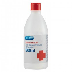 Alvita Alcohol Etílico 96š 500ml