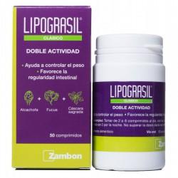 Lipograsil Plan Activa Clásico 50 Comprimidos