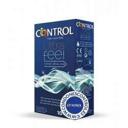 Control Preservativos Ultra Feel 10 uds.