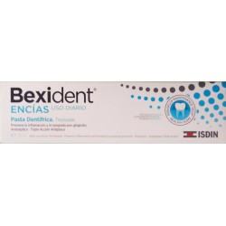 Bexident Encías Pasta Dentífrica Triclosán 75ml