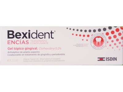 Bexiden Encías Gel Topico Gingival Clorhexidina 50ml