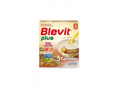Blevit Plus Superfibra 5 Cereales 700g
