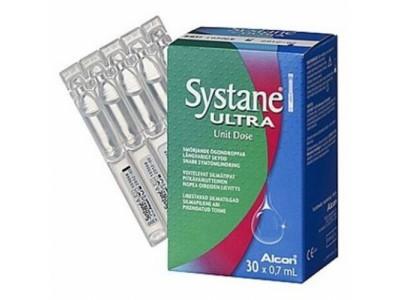 Systane Hidratación Ud Gotas Lubricantes 30 Monodosis