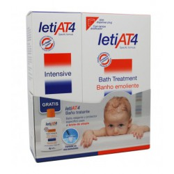 Leti At-4 Intensive 100ml + Baño Tratante Regalo