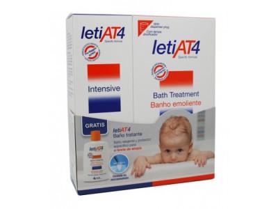 Leti At-4 Intensive 100ml + Baño Tratante Regalo