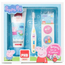 PHB Petit Pack Pasta + Cepillo + Regalo