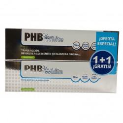 PHB White Pack Pasta Blanqueadora 2 uds. Pasta White 100ml + 100ml