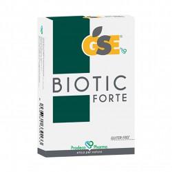 Gse Biotic forte 24 comprimidos