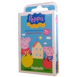Tiraplastic Tiritas Peppa Pig 15 uds.