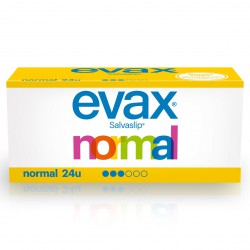 Evax Salvaslip Normal 24 uds.