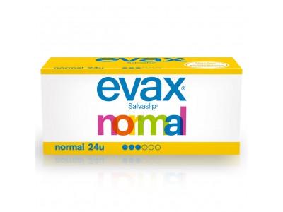 Evax Salvaslip Normal 24 uds.