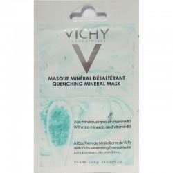 Vichy mascarilla mineral calmante 2x6 ml