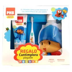 PHB Petit Pack Primer Cepillo de Dientes y Gel Dentífrico