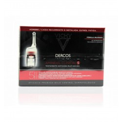 Vichy Dercos Aminexil Hombre Clinical 5 42x6ml