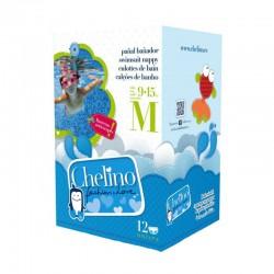 Chelino Fashion & Love Pañal Bañador Infantil Talla M 9-15kg
