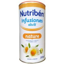Nutriben Alivit Gases Nature Bote 200g