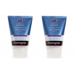 Neutrogena Crema Manos Antiedad SPF25 50ml 2 uds.