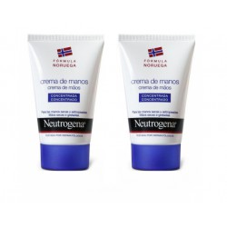 Neutrogena Crema Manos Concentrada Azul 50ml 2 uds.