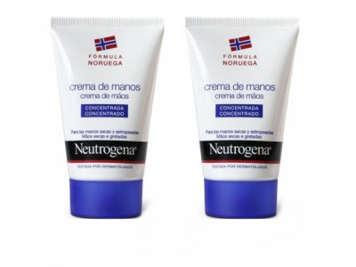 Neutrogena Crema Manos Concentrada Azul 50ml 2 uds.