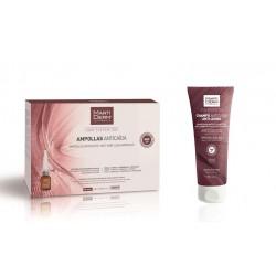 Martiderm Pack Anticaída Hair System 3Gf 28 Ampollas + Champú 200ml