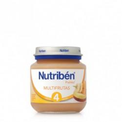 Nutribén Potito Multifrutas 130g
