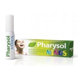Pharysol Niños Própolis Spray 20ml