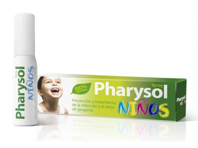 Pharysol Niños Própolis Spray 20ml