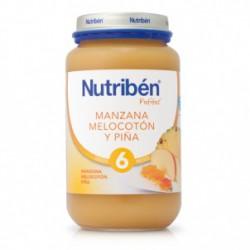 Nutriben Potito Manzana Melocoton Piña 250g