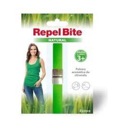 Repel bite natural pulsera