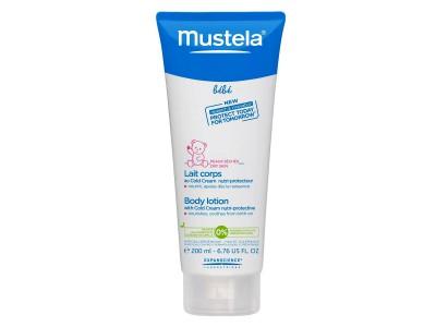Mustela Bebé Leche Corporal Cold Cream 200ml