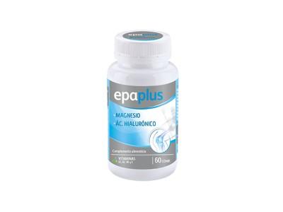 Epaplus Magnesio + Acido Hialurónico 60 Comprimidos