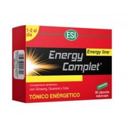 Energy Complet Tónico Energético 30 Cápsulas