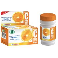 Vitamina C Pura 1000mg Retard 30 Comprimidos
