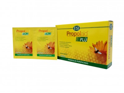 Propolaid Flu 295mg 10 Sobres Sabor Menta