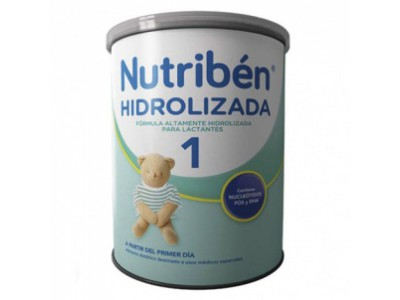 Nutriben Hidrolizada 1 400g A Partir 1Er Día