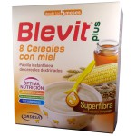 Blevit plus superfibra 8 cereales miel 700 gr