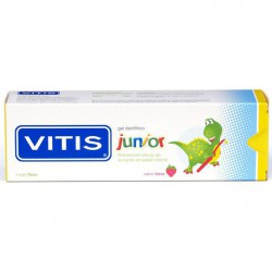 Vitis Junior Gel Dentífrico 75ml