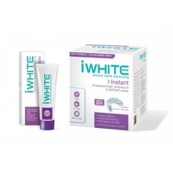 ¡White Pack Instant 2 Blanqueador Dental 10 Moldes + Regalo Pasta