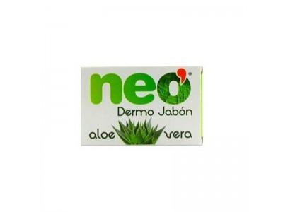 Neo Dermojabón Aloe Vera Pastilla 100g