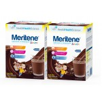 Meritene junior pack duplo 2x1 batido chocolate 15+15 sobres