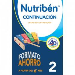 Nutriben Continuación Formato Ahorro 1200g
