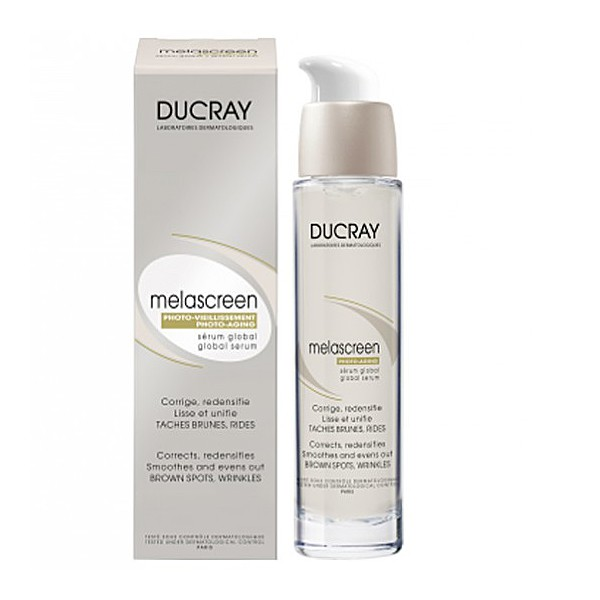Ducray Melascreen Serum Global Antienvejecimiento 30ml